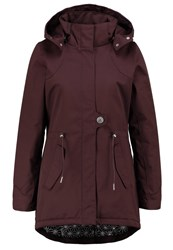 Elvine Fia Parka Wine Bordeaux