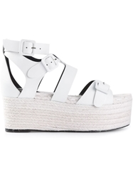 Pierre Hardy Platform Buckle Sandals