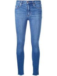 Nobody Denim 'Cult Skinny Ankle' Jeans Blue