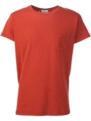 Levi's Vintage Clothing Chest Pocket T Shirt Red