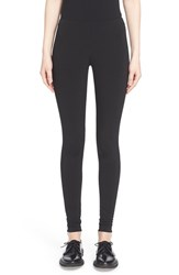 Women's Junya Watanabe 'Bare' Jersey Leggings Black
