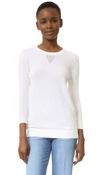 Ag Jeans Preston Sweater True White