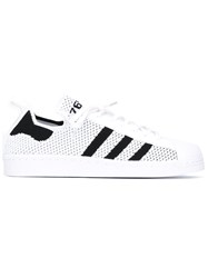 Adidas Originals 'Superstar 80S Pk W' Sneakers White