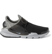 Nike Sock Dart Tech Fleece Sneakers Black