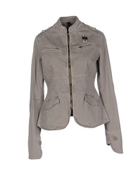 Blauer Jackets Grey