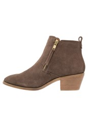 New Look Billing Ankle Boots Light Brown