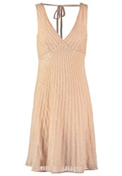 Miss Selfridge Siren Cocktail Dress Party Dress Pink Nude