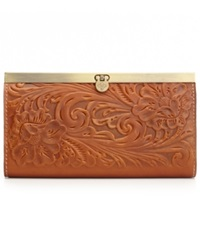 Patricia Nash Tooled Cauchy Wallet Florence