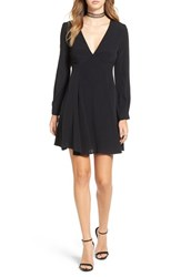 Astr Women's 'Mabel' Fit And Flare Dress