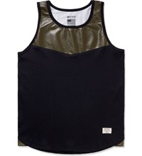 Mister Army Perforated Hide Tank Top