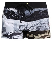 Reebok Sports Shorts Coal Anthracite