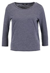 Only Onlenjoy Long Sleeved Top Night Sky Dark Blue