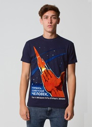 Space Race Soviet Propaganda Political T Shirt Inspired By Allriot