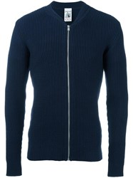 S.N.S. Herning 'Real' Cardigan Blue