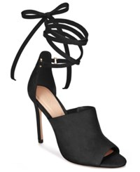 Aldo Women's Zelia Suede Sandals Black