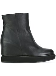 Paloma Barcelo 'Virginia' Boots Black