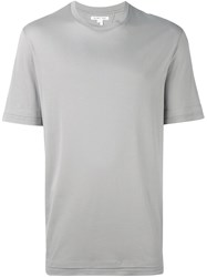 Helmut Lang Basic T Shirt Grey
