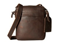 Cowboysbelt Chalco Brown Cross Body Handbags