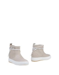 Ruco Line Ankle Boots Light Grey