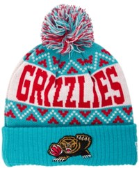 New Era Vancouver Grizzlies Biggest Christmas Knit Hat