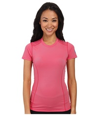 Arc'teryx Phase Sl Crew S S Pink Lotus Women's Short Sleeve Pullover
