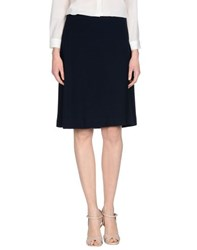 Cacharel Skirts Knee Length Skirts Women Dark Blue