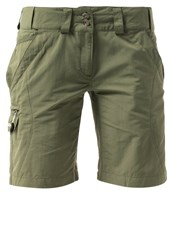 Vaude Skomer Sports Shorts Cedar Wood Oliv