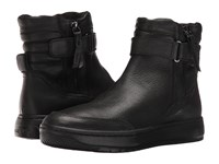 Geox Wnimat5 Black Women's Shoes