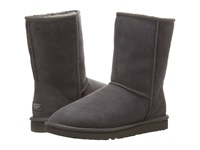 Ugg Classic Short Grey Women's Pull On Boots Gray