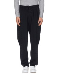 Pierre Balmain Trousers Casual Trousers Men Dark Blue