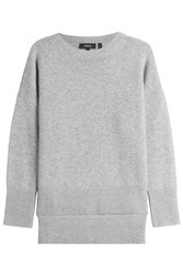Theory Cashmere Pullover Grey