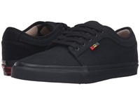Vans Chukka Low Hemp Black Rasta Men's Skate Shoes
