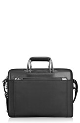 Men's Tumi 'Arrive Hamilton' Briefcase Black