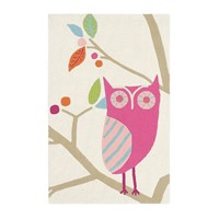 Harlequin What A Hoot Rug Candy 120X180cm
