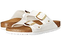 Birkenstock Arizona White Studs Shoes