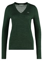 Lacoste Jumper Sinople Evergreen