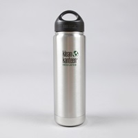 Klean Kanteen Wide Insulated 592Ml Brush Stainless