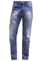 Tom Tailor Denim Atwood Straight Leg Jeans Vintage Stone Wash Stone Blue