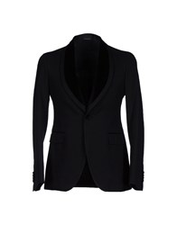 Pino Lerario Suits And Jackets Blazers Men Black