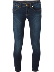 Michael Michael Kors Cropped Skinny Jeans