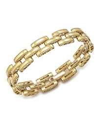 Roberto Coin 18K Yellow Gold Retro Bracelet