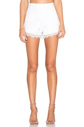 Endless Rose Marella Shorts White