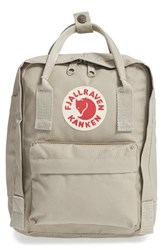 Fjall Raven Fjallraven 'Mini Kanken' Water Resistant Backpack Beige