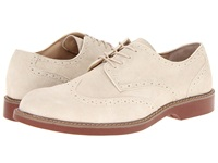 Bass Pembroke Sailing Men's Lace Up Wing Tip Shoes Khaki