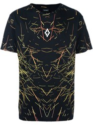 Marcelo Burlon County Of Milan 'Catedral' T Shirt Black