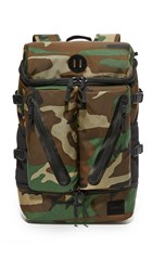 Nixon Scripps Backpack Woodland Camo