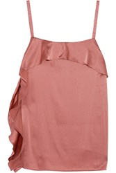 Day Birger Et Mikkelsen Day Fluents Stretch Silk Satin Camisole Nude