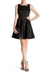 Eva Franco Futura Dress Black