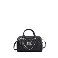 Love Moschino Quilted Heart Bowling Bag