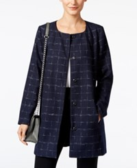 Alfani Plaid Jacket Only At Macy's Abstract Window
